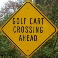 Golf-cart-crossing-ahead-sign-W&OD-Rail-Trail-VA-2015-10-6&7
