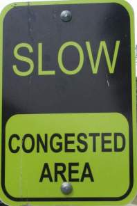Slow-congested-area-sign-Boise-River-Greenbelt-ID-5-7-2016