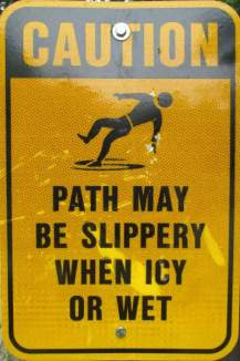 Path-may-be-slippery-sign-Boise-River-Greenbelt-ID-5-7-2016