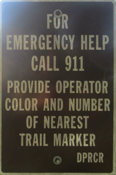 911-sign-W&OD-Rail-Trail-VA-2015-10-6&7