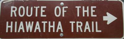 Arrow-sign-Route-of-the-Hiawatha-ID-5-26-2016