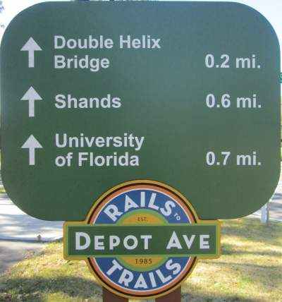 Direction-sign-Depot-Ave-Rail-Trail-Gainesville-FL-02-18-2016