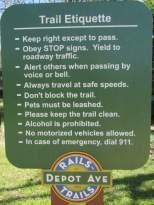 Etiquette-sign-Depot-Ave-Rail-Trail-Gainesville-FL-02-18-2016