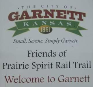 Garnett-sign-Prairie-Spirit-Trail-Ottawa-to-Iola-KS-6-3-2016