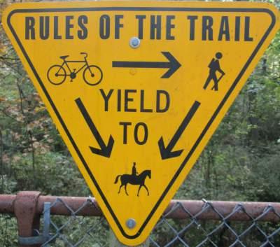 Yield-sign-Torrey-C-Brown-Rail-Trail-MD-10-4-2016