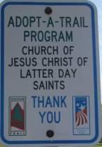 Adopt-a-trail-sign-Centennial-Trail-Coeur-d'Alene-ID-4-28-2016