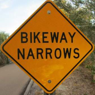 Bikeway-narrows-sign-Pinellas-Rail-Trail-FL-1-25-2016