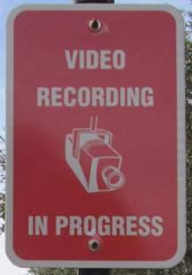Video-recording-in-progress-sign-Pinellas-Rail-Trail-FL-1-25-2016