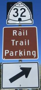 Parking-sign-Union-Pacific-Rail-Trail-Park-City-to-Echo-UT-5-1-2016