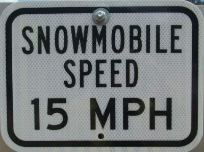 Snowmobile-speed-sign-Mickelson-Trail-SD-5-28-to-6-1-2016