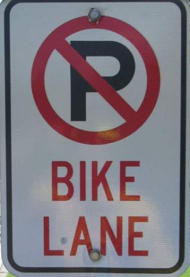 Bike-lane-sign-Centennial-Trail-Coeur-d'Alene-ID-4-28-2016