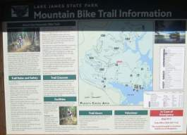Map-sign-Lake-James-State-Park-mtn-bike-trail-NC-2-6-2017
