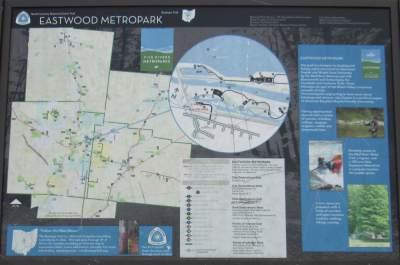 Map-sign-Bacchetta-recumbent-Mad-River-Trail-Dayton-OH-5-6-17