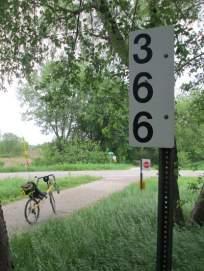 Jim-Schmid's-Bacchetta-Giro-recumbent-MP-366-Wabash-Trail-IA-5-18-17
