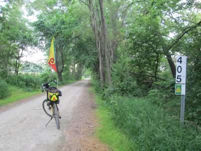 Jim-Schmid's-Bacchetta-Giro-recumbent-MP-405-Wabash-Trail-IA-5-16-17