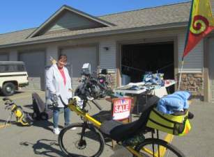 Jim-Schmid's-Bacchetta-Giro-recumbent-yard-sale-Paul-Bunyan-Trail-MN-5-11-17
