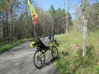 Jim-Schmid's-Bacchetta-Giro-recumbent-MP-3-Paul-Bunyan-Trail-MN-5-10-17