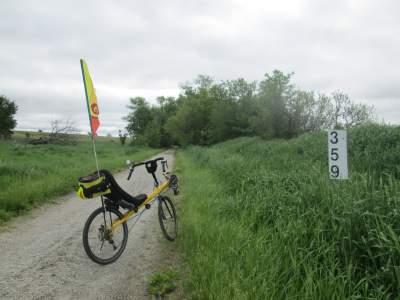 Jim-Schmid's-Bacchetta-Giro-recumbent-MP-359-Wabash-Trail-IA-5-18-17