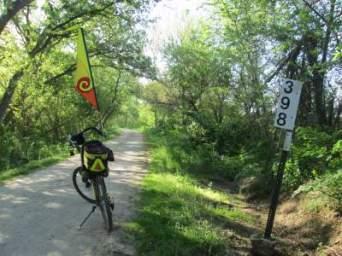 Jim-Schmid's-Bacchetta-Giro-recumbent-MP-398-Wabash-Trail-IA-5-16-17