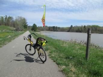Jim-Schmid's-Bacchetta-Giro-recumbent-MP-68-Paul-Bunyan-Trail-MN-5-13-17