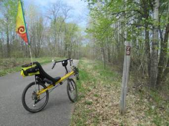 Jim-Schmid's-Bacchetta-Giro-recumbent-MP-70-Paul-Bunyan-Trail-MN-5-13-17