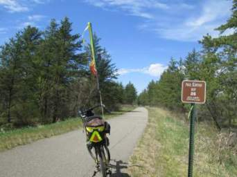 Jim-Schmid's-Bacchetta-Giro-recumbent-RP-26-Paul-Bunyan-Trail-MN-5-14-17