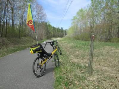 Jim-Schmid's-Bacchetta-Giro-recumbent-MP-71-Paul-Bunyan-Trail-MN-5-13-17