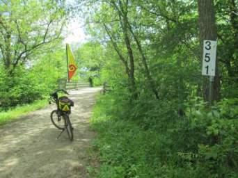 Jim-Schmid's-Bacchetta-Giro-recumbent-MP-351-Wabash-Trail-IA-5-18-17