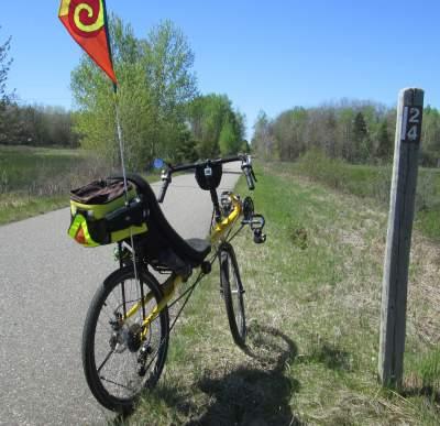 Jim-Schmid's-Bacchetta-Giro-recumbent-MP-24-Paul-Bunyan-Trail-MN-5-11-17