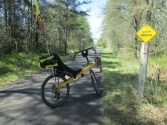 Jim-Schmid's-Bacchetta-Giro-recumbent-MP-56-Paul-Bunyan-Trail-MN-5-12-17