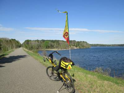 Jim-Schmid's-Bacchetta-Giro-recumbent-Paul-Bunyan-Trail-MN-5-14-17