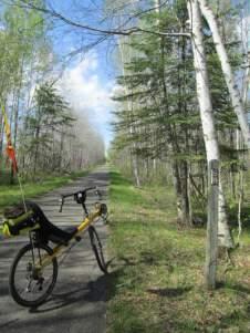 Jim-Schmid's-Bacchetta-Giro-recumbent-MP-59-Paul-Bunyan-Trail-MN-5-12-17