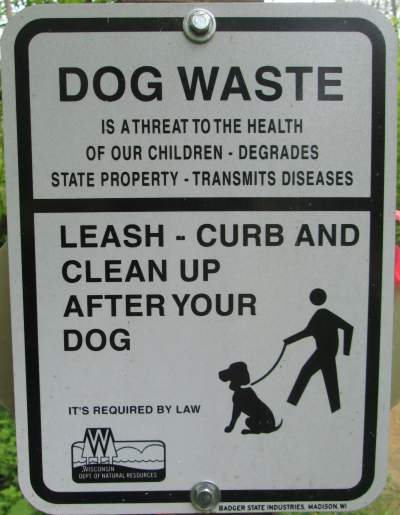 Dog-waste-sign-Elroy-Sparta-Trail-WI-5-8&9-17