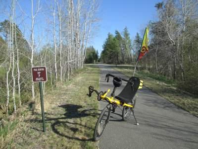 Jim-Schmid's-Bacchetta-Giro-recumbent-RP-7-Paul-Bunyan-Trail-MN-5-13-17