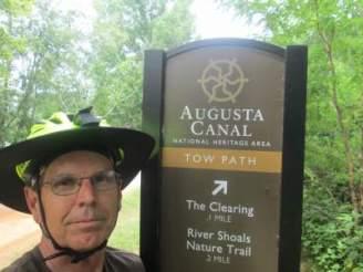 Jim-Schmid-Tow-Path-Augusta-Canal-GA-6-21-17