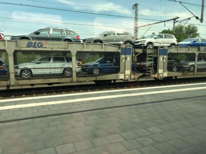 trains ship