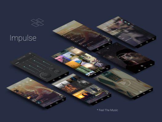 Impulse Music Player Pro 1.8.9 Apk