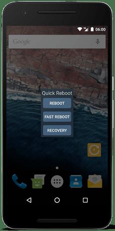 Quick Reboot Pro ROOT 1.4 APK