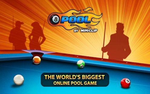 8 Ball Pool 3.9.1 Mod APK