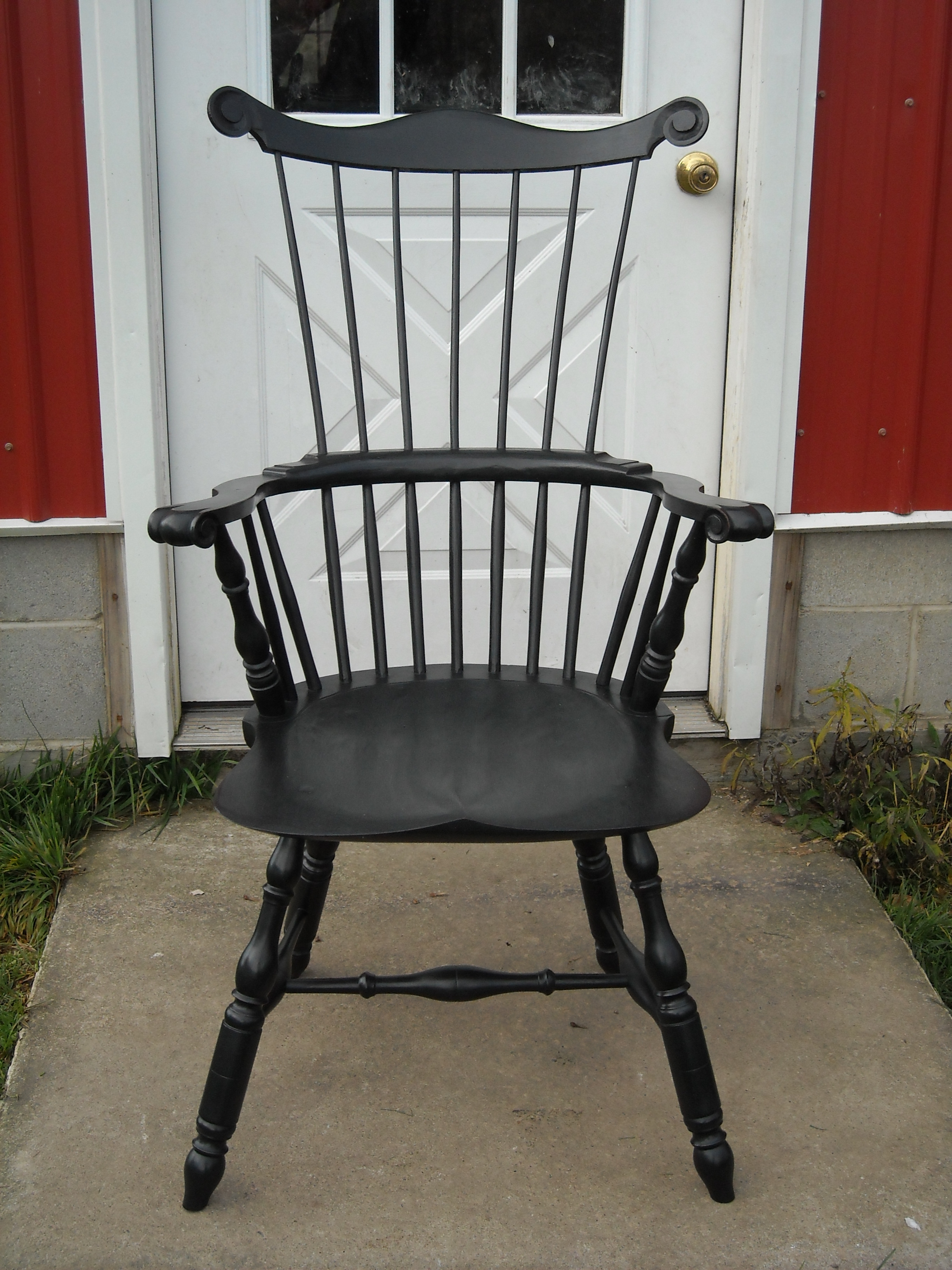 Black Windsor Chair Pictures Of Windsor Chairs Jim The Chairmaker 39s Blog