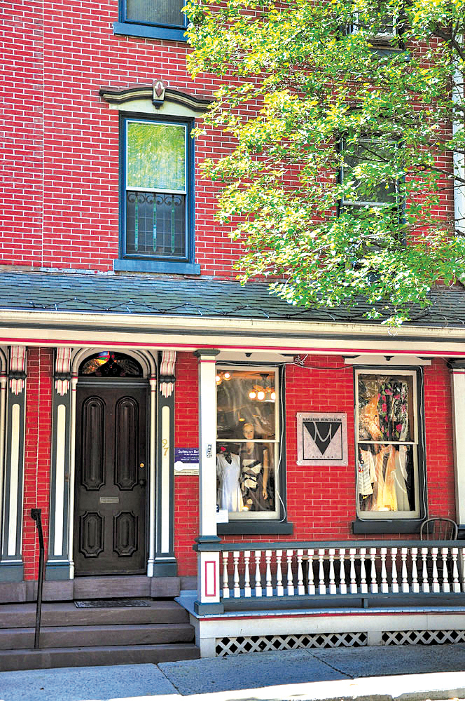 Suites On Broadway Rebranded As Jim Thorpe S Only Boutique