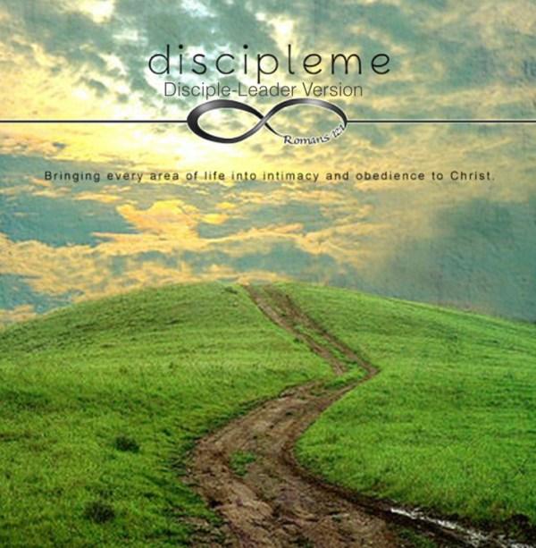 discipleme Discipleship Workbooks - Disciple Leader Version