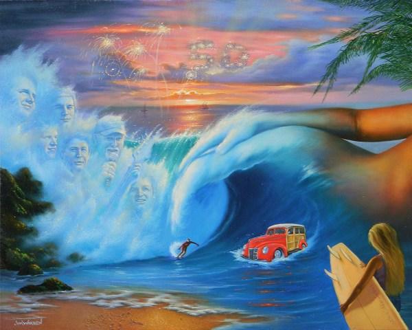 Jim Warren Paintings for Sale