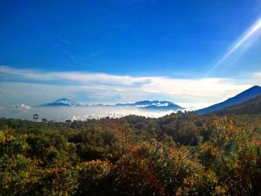 pegunungan garut