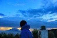 Top Ungaran sunset