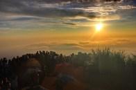 sunrise tahun baru 2016