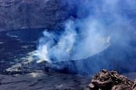 caldera raung