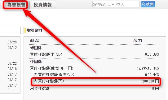 マネックス証券 アメリカ株ログイン