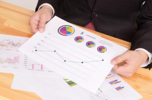 家計簿 グラフ