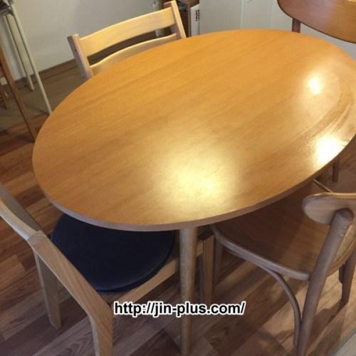 ウニコ ダイニングテーブル2